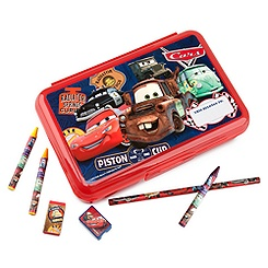 Cars Pencil Box