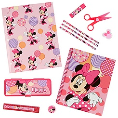 Minnie Mouse Art Supply Kit