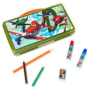 Planes Art Kit Case