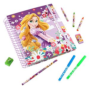 Rapunzel Fun on the Run Art Pack