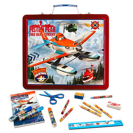 Planes: Fire & Rescue Tin Art Case Set