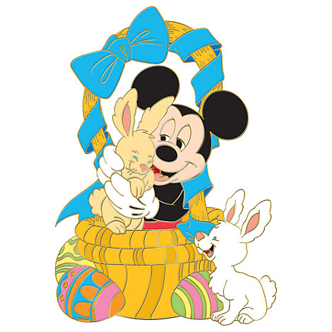 Easter Basket Series Mickey Mouse Pin | Pins | Disney Store