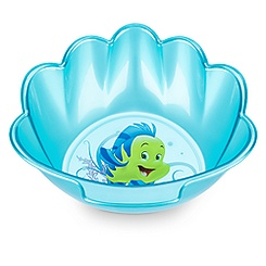 The Little Mermaid Shell Bowl