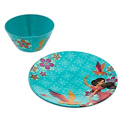 Elena of Avalor Plate and Bowl Set