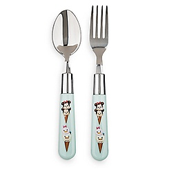 Mickey and Friends ''Tsum Tsum'' Flatware Set