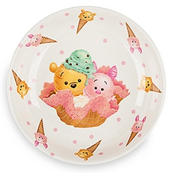 Winnie the Pooh and Piglet ''Tsum Tsum'' Plate