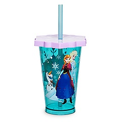 Frozen Tumbler with Straw - Small