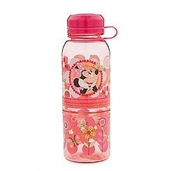 Minnie Mouse Snack Bottle