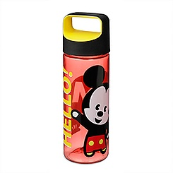 Mickey Mouse MXYZ Twist-Top Water Bottle