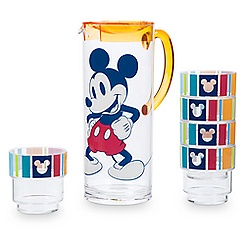 Mickey Mouse Pitcher Set - Summer Fun