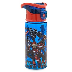 Marvel's Captain America: Civil War Water Bottle