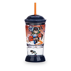 Miles From Tomorrowland Snowglobe Tumbler with Straw