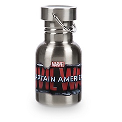 Captain America: Civil War Stainless Steel Canteen