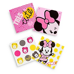 Minnie Mouse MXYZ Acrylic Coaster Set
