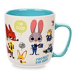 Zootopia Mug