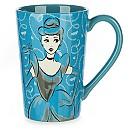 Cinderella Fashion Sketch Mug