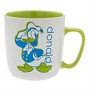 Donald Duck Color Contrast Mug