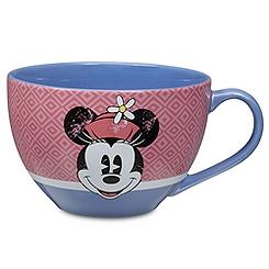 Minnie Mouse Cappuccino Mug