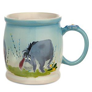 Eeyore Watercolor Mug