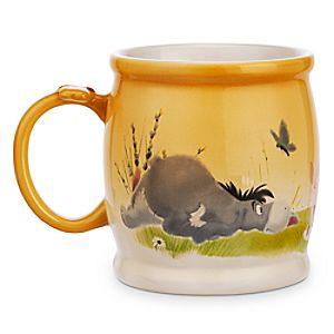 Winnie the Pooh and Pals Watercolor Mug