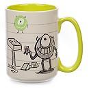 Mike Wazowski Art of Pixar Mug