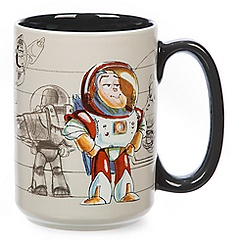 Buzz Lightyear Art of Pixar Mug