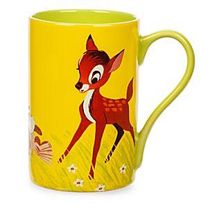 Bambi and Thumper Record Cover Mug