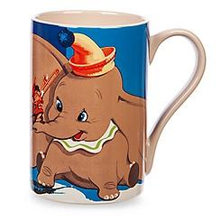 Dumbo and Timothy Mouse Record Cover Mug