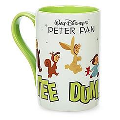 Peter Pan Record Cover Mug