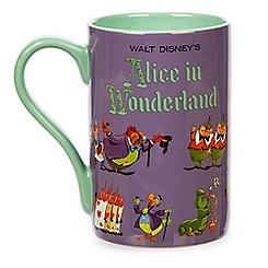 Alice in Wonderland Record Cover Mug