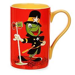 Jiminy Cricket Record Cover Mug