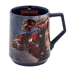 Captain America: Civil War Mug