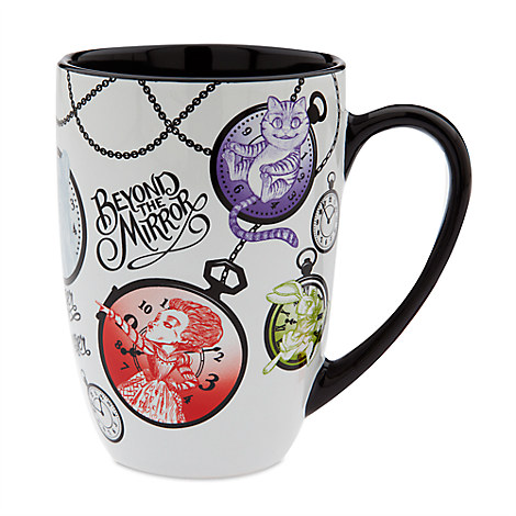 Alice Through the Looking Glass Mug available at Disney Store - http://bit.ly/1PLcgdX