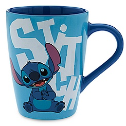 Stitch Logo Mug