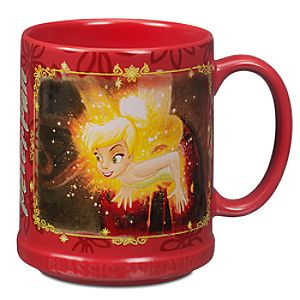 Tinker Bell Mug - Peter Pan - Classic Animation Collection