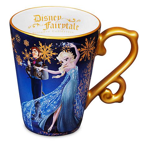 Elsa And Hans Mug Disney Fairytale Designer Collection