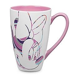 Minnie Mouse Shapes Mug