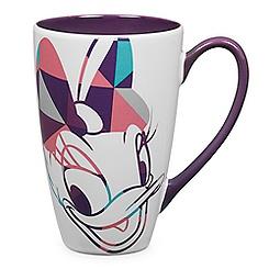Daisy Duck Shapes Mug