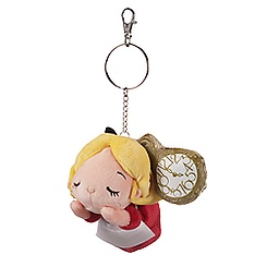 Alice Plush Keychain