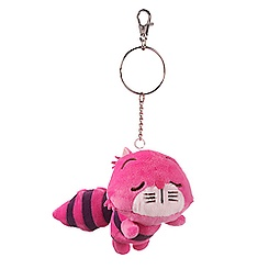 Cheshire Cat Plush Keychain
