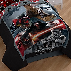 Star Wars: The Force Awakens Comforter - Twin