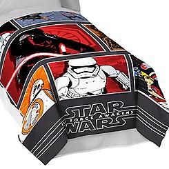Star Wars: The Force Awakens Plush Blanket