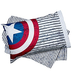 Captain America Sheet Set - Twin