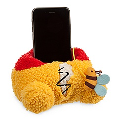 Winnie the Pooh Plush Phone Stand
