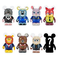 Vinylmation Zootopia Series Figure - 3''