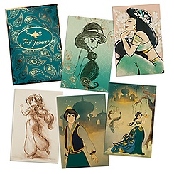 Art of Jasmine Limited Edition Lithograph Set
