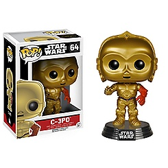 C-3PO Pop! Vinyl Bobble-Head Figure by Funko - Star Wars: The Force Awakens