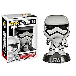 First Order Stormtrooper Pop! Vinyl Bobble-Head Figure by Funko - Star Wars