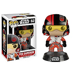 Poe Dameron Pop! Vinyl Bobble-Head Figure by Funko - Star Wars