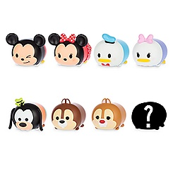 Mickey Mouse and Friends ''Tsum Tsum'' Series Vinyl Figure - Mini